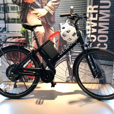 Klever S New, e-bike