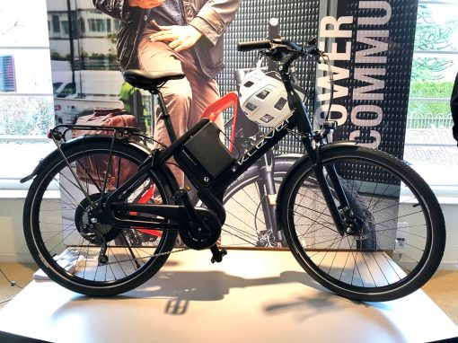 Klever S New, e-bike