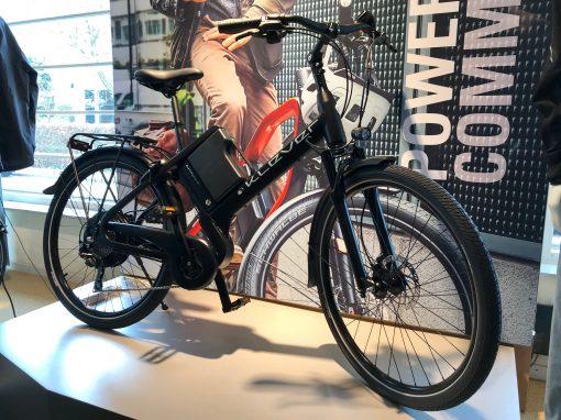 Klever S New, e-bike, 2018