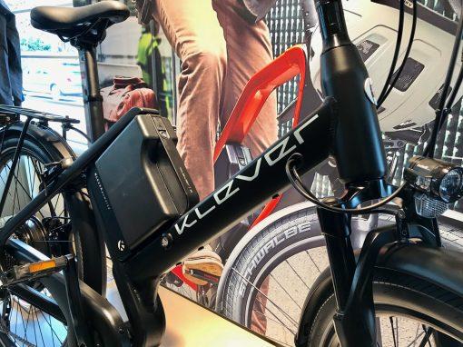 Klever S New, e-bike, 2018, BIACTRON motor